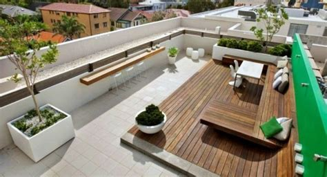 roof terrace design ideas examples  important aspects
