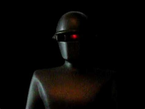 Robots Without Lasers gort the robot quot laser eye quot effect