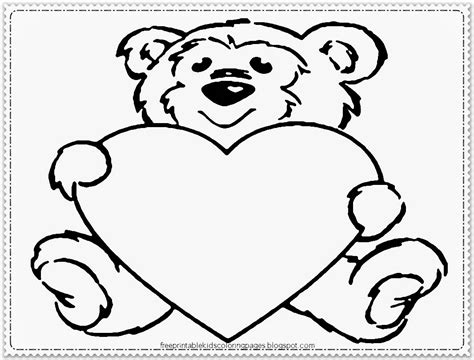 Coloring Pages Printables by Free Printable Valentines Coloring Pages Free Printable