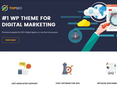 wordpress templates for advertising 20 seo friendly wordpress themes free website templates