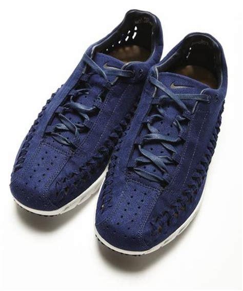 Nike Mayfly Woven Navy Midnight Premium Quality nike mayfly woven qs paperblog