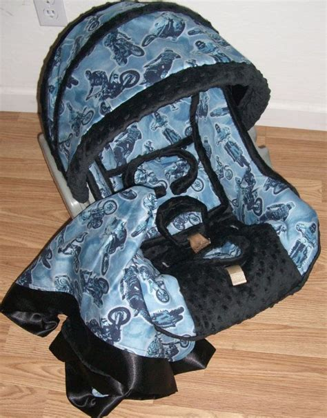 boy car seat covers graco boy motocross blue car seat cover graco by