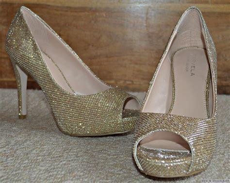 Fly Shoes Marilyn 4700 Gold wedding rocknrollerbaby
