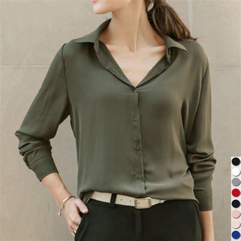 Blouse Grosir 2017 Sale Shirts Blouses Sleeve Turn
