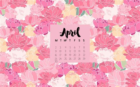 april 2018 calendar wallpaper calendar 2018