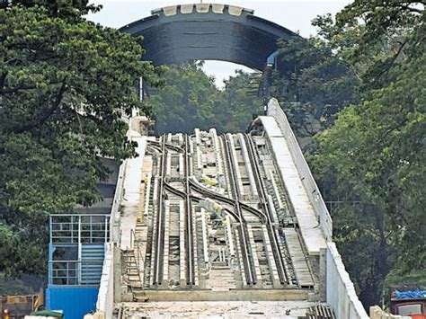 r city phase namma metro may connect south bengaluru in 2 months