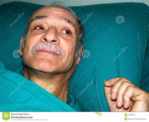 old man in bed old man sick hospital bed stock photography image 12030272