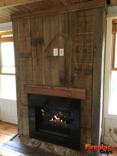 Modern Rustic   The Fireplace Guys