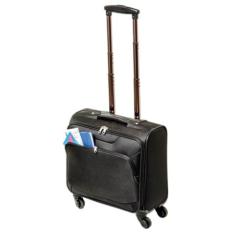 best laptop trolley bags 600d laptop trolley bag with four wheels brandability