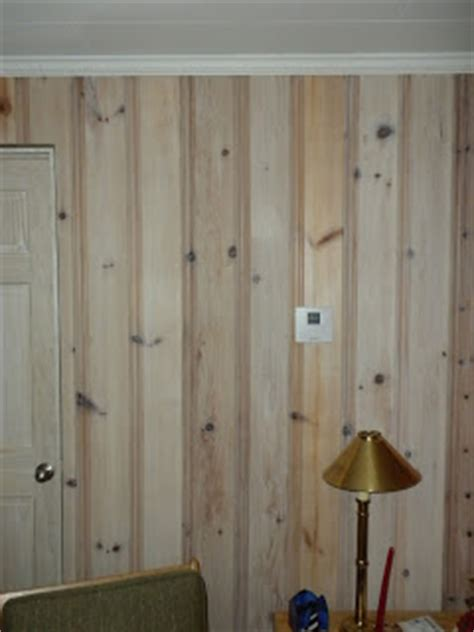 refinish wood paneling repurposed style lake house knotty pine paneling restoration