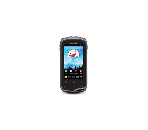 garmin android garmin monterra worldwide handheld gps navigator with android