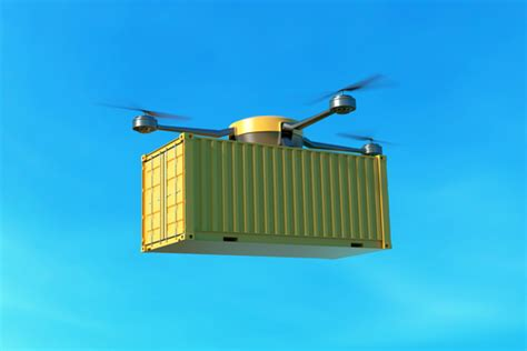 drones   frontier  air freight specialty