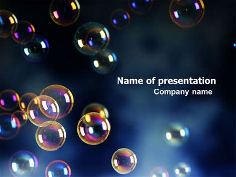 powerpoint templates free bubbles soap bubbles presentation template for powerpoint and