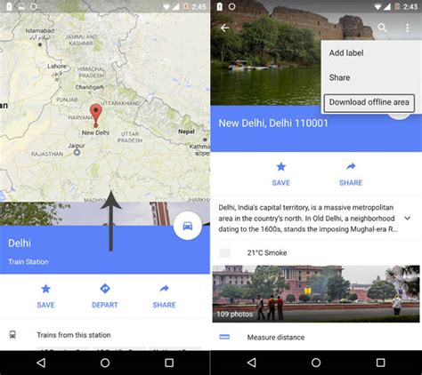 best offline map for comparing 4 best offline maps apps for smartphones