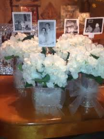 anniversary table centerpieces best 25 anniversary centerpieces ideas on