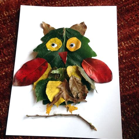 animal crafts for to make leaf animal crafts to make this fall crafty morning