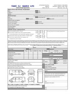 Car Rental Agreement In Jamaica Vehicle Damage Report Form Template Image Gallery Photogyps