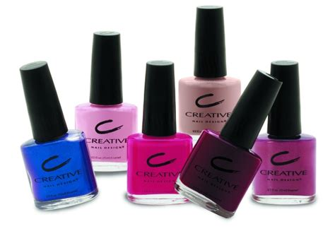 Creative Nail Products by Creative Nail Design