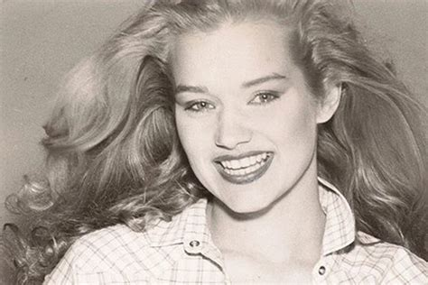 yolanda foster modelling see teenage yolanda foster in her first ever photo shoot