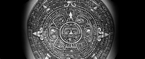 calendar tattoo designs 40 mayan calendar designs for tzolkin ink ideas