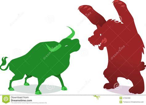 Bullish Vs Bearish bullish vs bearish finance economy business stock