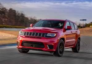 Jeep Hellcat 2018 Jeep Trackhawk Hellcat All The Things 95