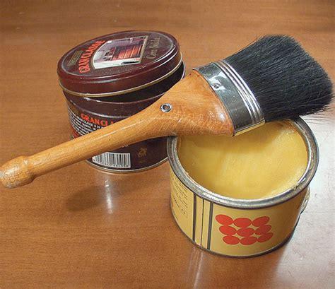 cera mobili legno finitura a cera e finitura a olio bricoportale fai da