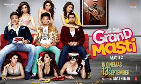 vivek oberoi film komedi dewasa bollywood terbaik cek grand masti sukses besar vivek oberoi saikan terima