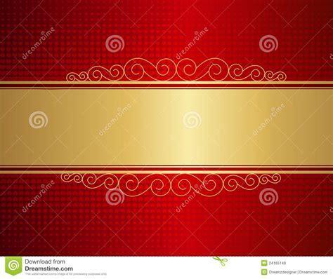 Wedding Invitation Background Stock Vector   Image: 24165149