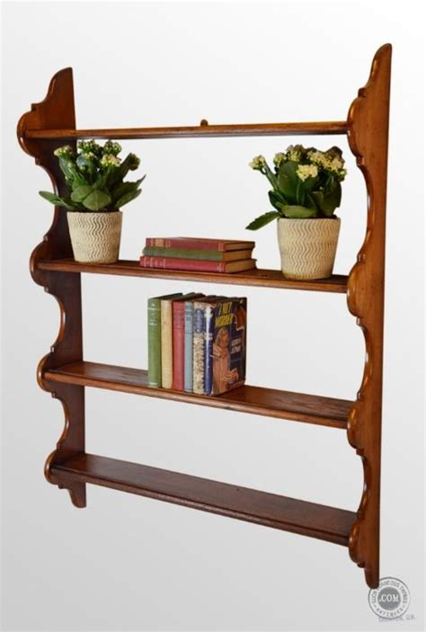 What Not Shelf by Display Shelf What Not Antique Mahogany Wall Plate Rack