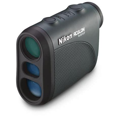 nikon 174 aculon rangefinder 593464 rangefinders at sportsman s guide