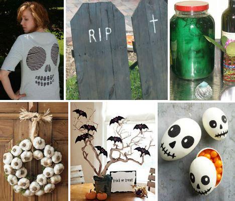 halloween decorations diy recycled materials blog green halloween 13 eco creepy crafts decor webecoist