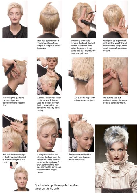 diagram haircut images  pinterest hair cut