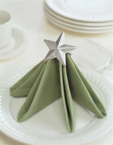 Ideas For Folding Paper Napkins - 30 simple and creative table napkin folding ideas