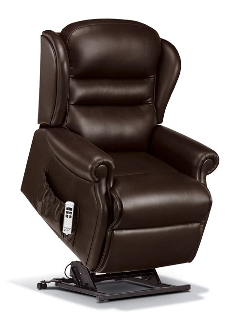 lift and rise recliners ashford standard leather lift rise recliner