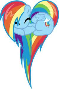 am i a zoophile for liking rainbow dash