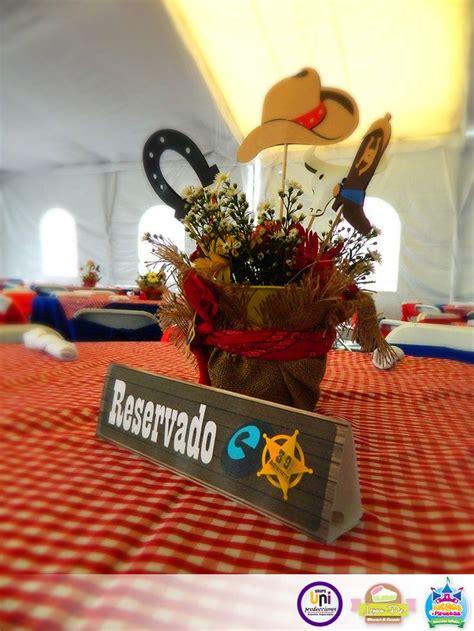 ideas de centros de mesa vaqueros resultado de imagen para ideas decoracion vaquera fiesta