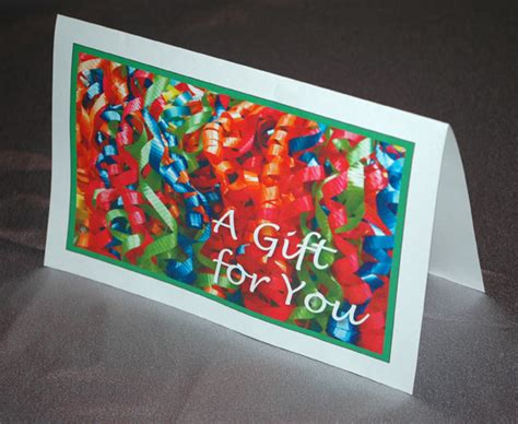 gifts on line printable gift cards