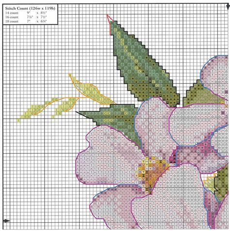 fiori a punto croce punto croce schemi fiori cerca con ricamo punto