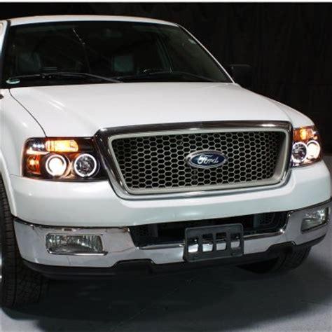 2006 f150 lights ford f150 flareside 2004 2006 black halo projector