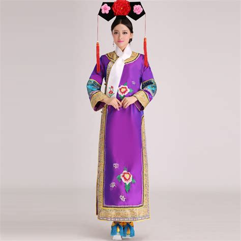 online buy wholesale qing dynasty clothes from china qing