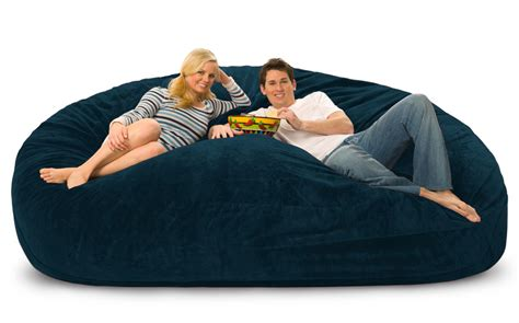 large lovesac 8 fombag cover