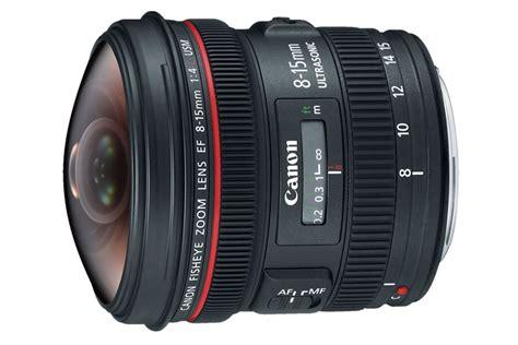 Lensa Canon Fisheye 15mm canon ef 8 15mm f 4l fisheye usm canon store