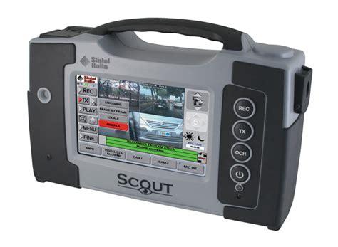 scout speed dispositivi mobili per la rilevazione della