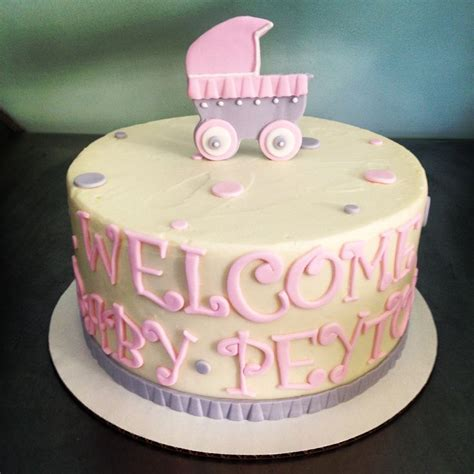 Girly Baby Shower Cakes by 17 Best Images About Baby Shower Cakes On