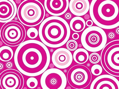 pattern circle pink retro circles desktop wallpaper