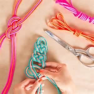 decorative knot jewelry how to tie decorative knots by kollabora