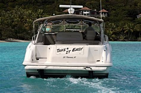 boat song kenny chesney powerboat rental private charter yacht in st thomas