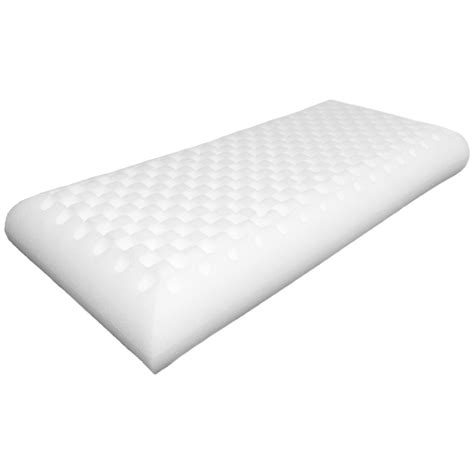 Urethane Foam Pillow by Polyurethane Foam Pillow In Bed Pillows