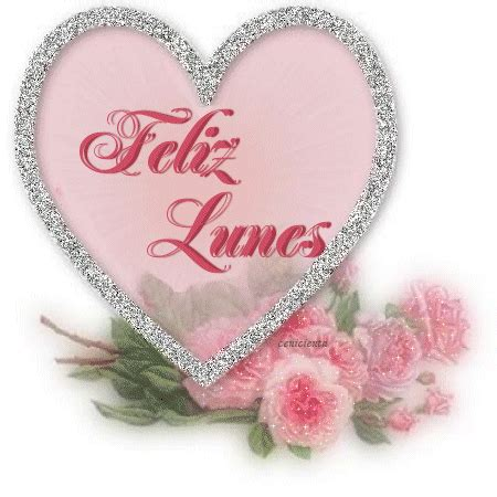 imagenes de rosas feliz dias lunes grandes gifs con brillo de lunes gifs de amor